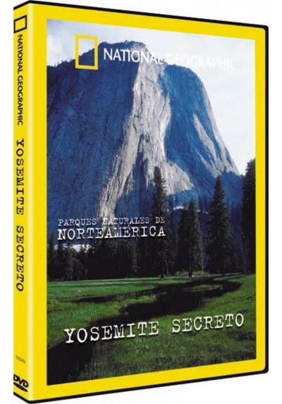 National Geographic : Yosemite Secreto