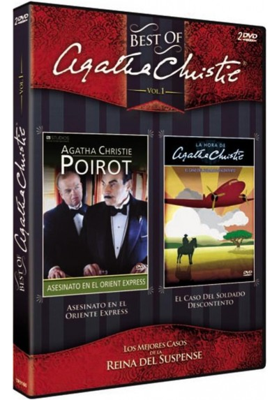 Best Of Agatha Christie - Vol. 1