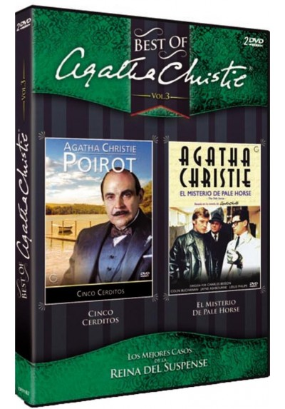 Best Of Agatha Christie - Vol. 3