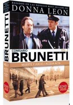 Pack Comisario Brunetti - Vol. 2