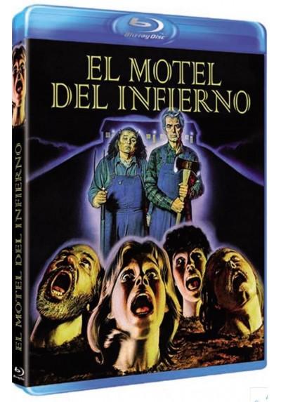 El Motel Del Infierno (Blu-Ray)(Motel Hell)
