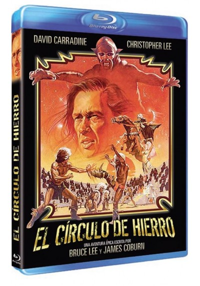 El Circulo De Hierro (Blu-Ray)(Circle Of Iron)