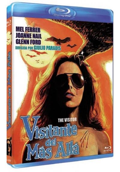 El visitante del mas alla (Blu-Ray)
