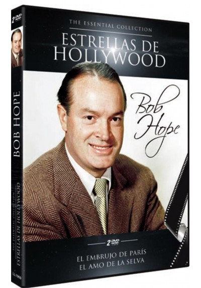BOB HOPE - ESTRELLAS DE HOLLYWOOD