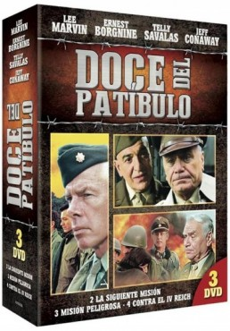PACK DOCE DEL PATIBULO 2-3-4