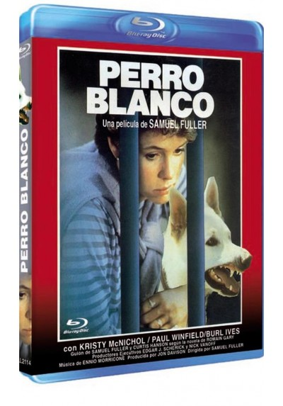 Perro blanco (Blu-Ray)(White Dog)