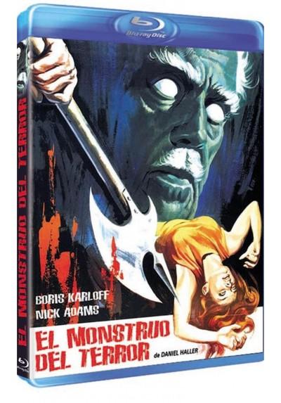 El Monstruo Del Terror (Blu-Ray)(Die, Monster, Die!)