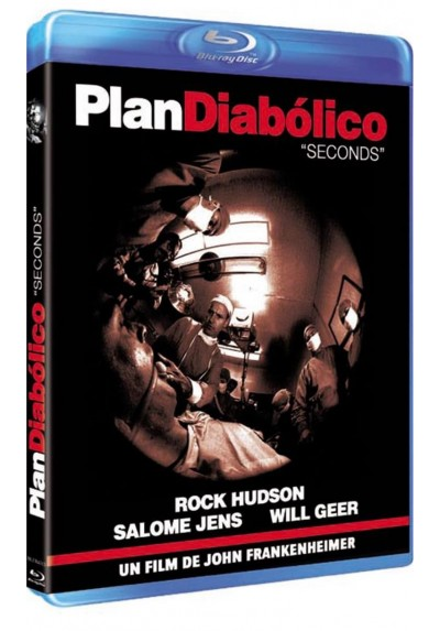 Plan Diabolico (Blu-Ray)(Seconds)