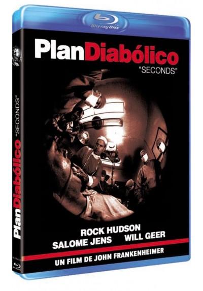 Plan Diabolico (Blu-Ray)(Seconds)