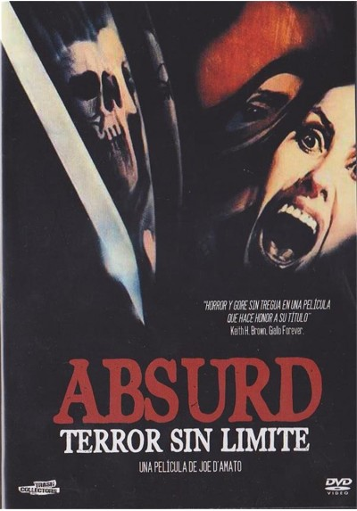 Absurd, Terror Sin Límite (Rosso Sangue)