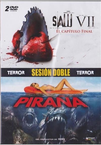 Saw VII : El Capitulo Final / Piraña (2010)