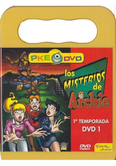 Los Misterios De Archie : 1ª Temporada - Vol. 1