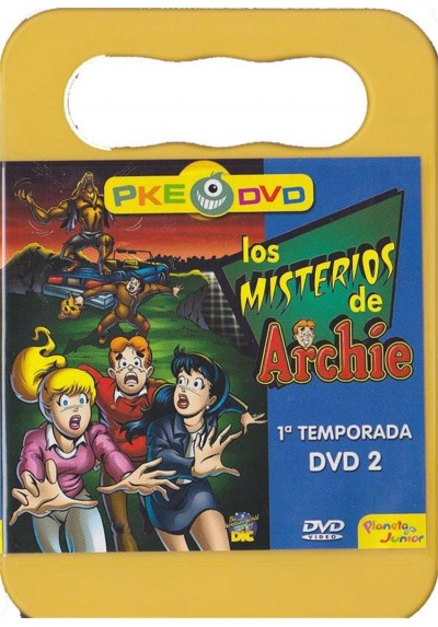 Los Misterios De Archie : 1ª Temporada - Vol. 2