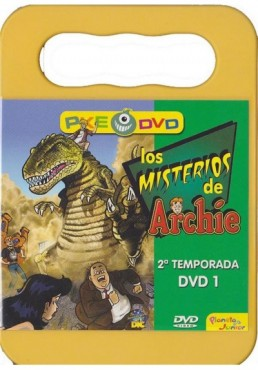 Los Misterios De Archie : 2ª Temporada - Vol. 1