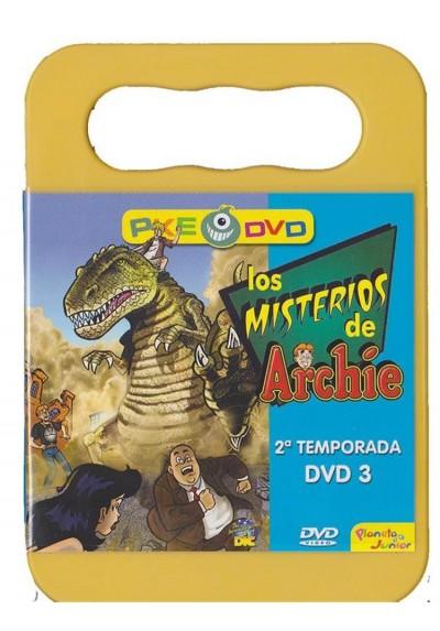 Los Misterios De Archie : 2ª Temporada - Vol. 3