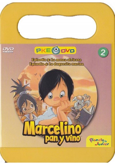 Marcelino Pan Y Vino Vol. 2