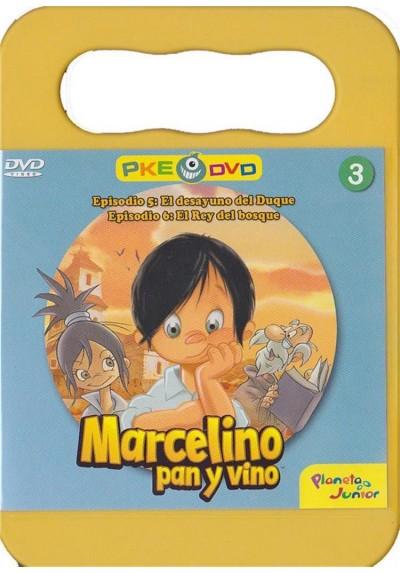 Marcelino Pan Y Vino Vol. 3
