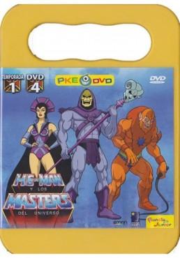 He-Man y los Masters del Universo Temp.1 DVD 4