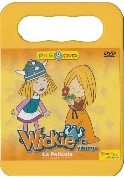 Wickie El Vikingo (Chisana Baikingu Uiki) La Pelicula