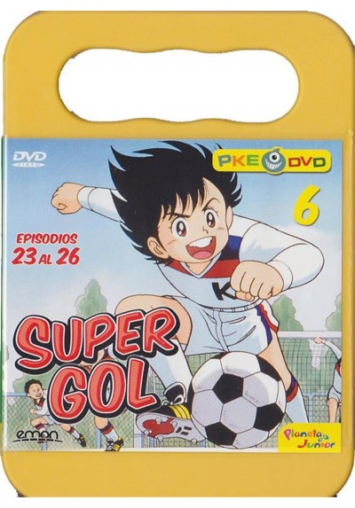 Super Gol - Vol. 6 Epi.23 al 26