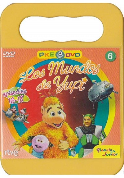 Los Mundos De Yupi - Vol.6