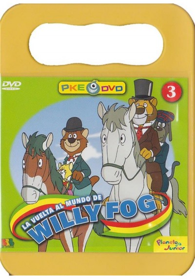 La Vuelta Al Mundo De Willy Fog - Vol. 3