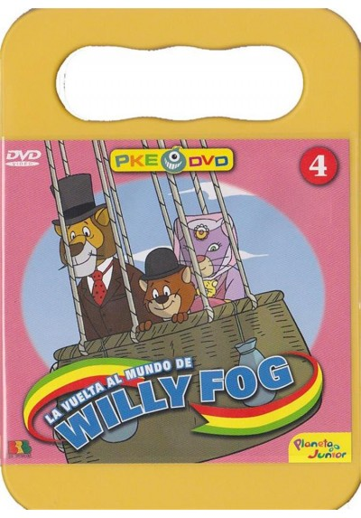 La Vuelta Al Mundo De Willy Fog - Vol. 4
