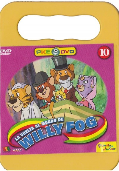 La Vuelta Al Mundo De Willy Fog - Vol. 10