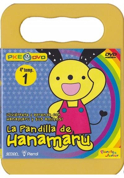 La Pandilla De Hanamaru 4ª Temporada - Vol. 1