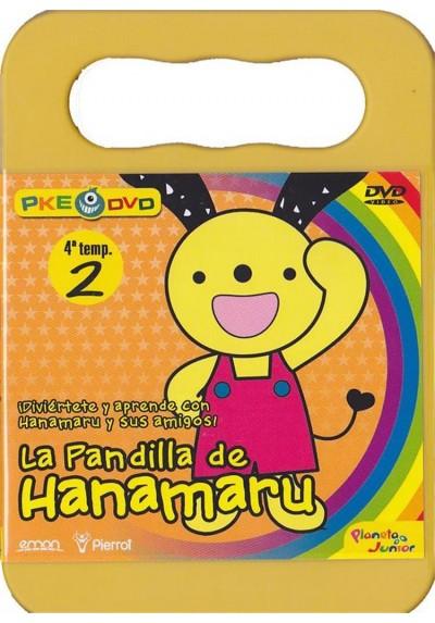 La Pandilla De Hanamaru 4ª Temporada - Vol. 2