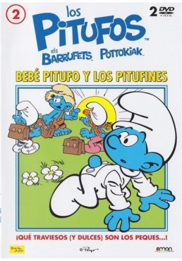 Los Pitufos - Vol. 2 : Bebe Pitufo y Los Pitufines