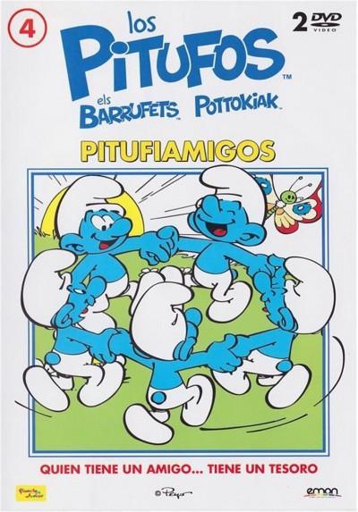 Los Pitufos - Vol. 4 : Pitufiamigos