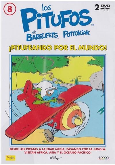 Los Pitufos - Vol. 8 : ¡Pitufeando por el mundo!