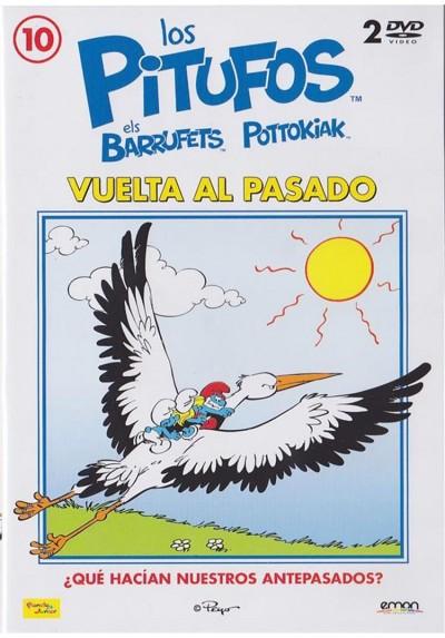 Los Pitufos - Vol. 10 : Vuelta al Pasado