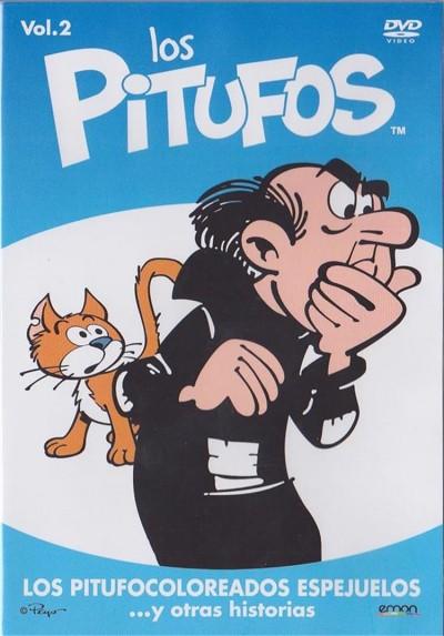 Los Pitufos - Vol. 2 - Los Pitufocoloreados Espejuelos