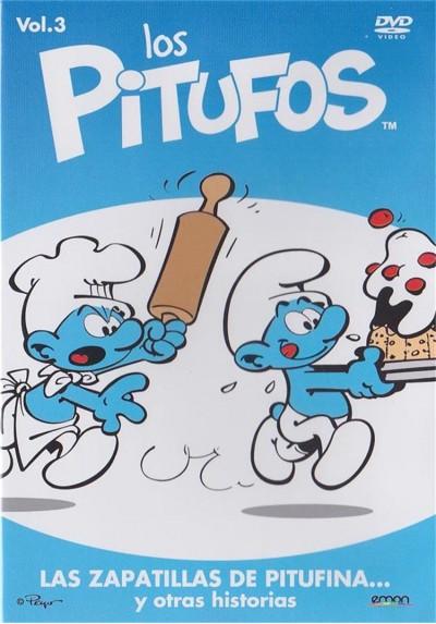 Los Pitufos - Vol. 3 - Las Zapatillas De Pitufina