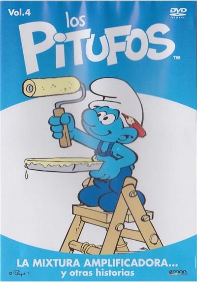 Los Pitufos - Vol. 4 - La Mixtura Amplificadora