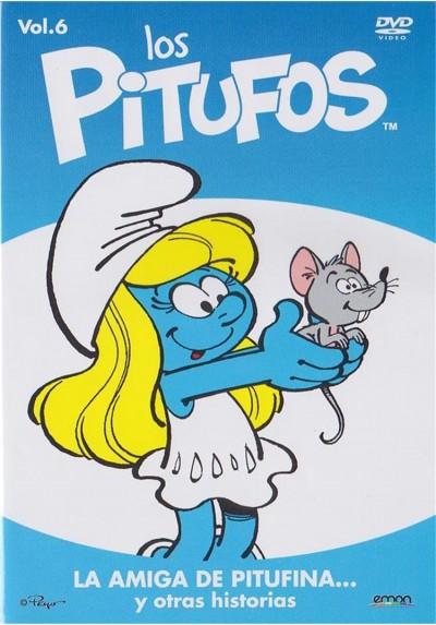 Los Pitufos - Vol. 6 - La Amiga De Pitufina