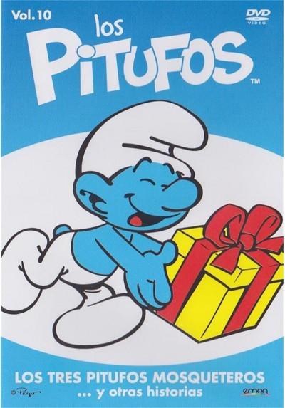 Los Pitufos - Vol. 10 - Los Tres Pitufos Mosqueteros