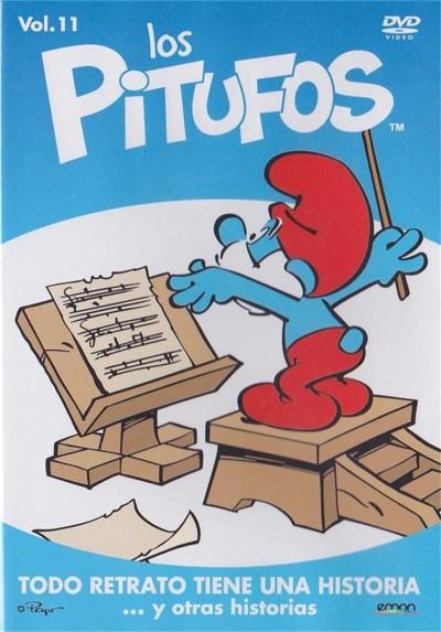 Los Pitufos - Vol. 11 - Todo Retrato Tiene Una Historia