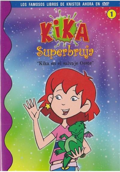 Kika Superbruja : Vol. 1