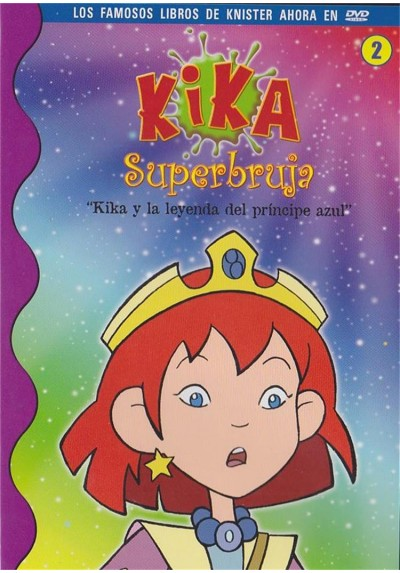 Kika Superbruja : Vol. 2