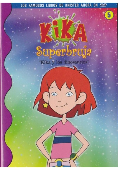 Kika Superbruja : Vol. 5