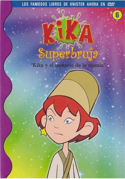 Kika Superbruja : Vol. 6