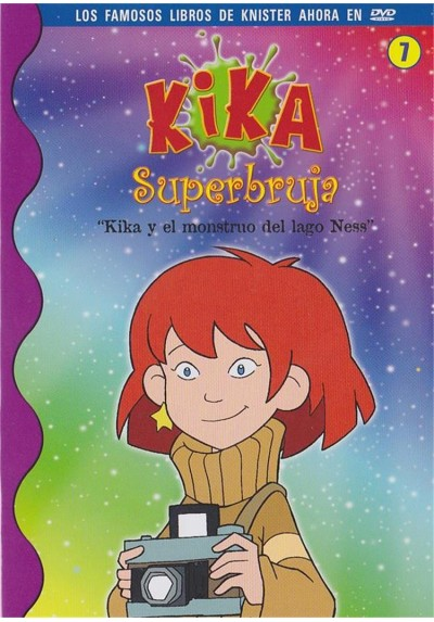 Kika Superbruja : Vol. 7