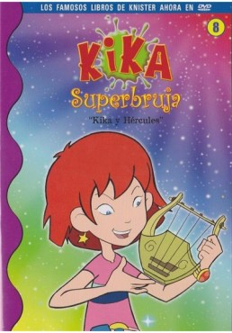 Kika Superbruja : Vol. 8