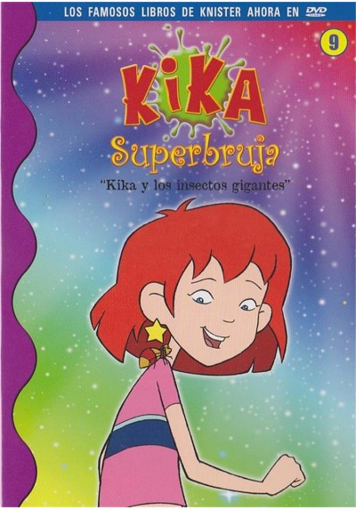 Kika Superbruja : Vol. 9