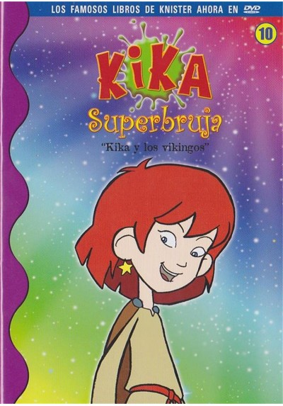 Kika Superbruja : Vol. 10