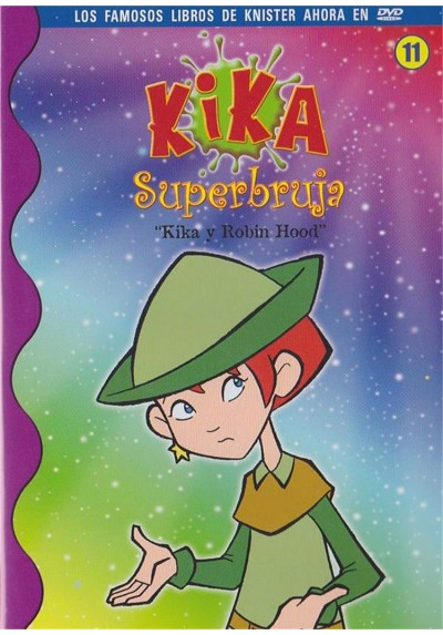 Kika Superbruja : Vol. 11