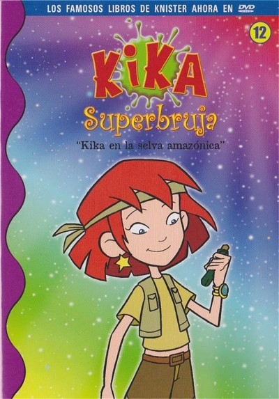 Kika Superbruja : Vol. 12